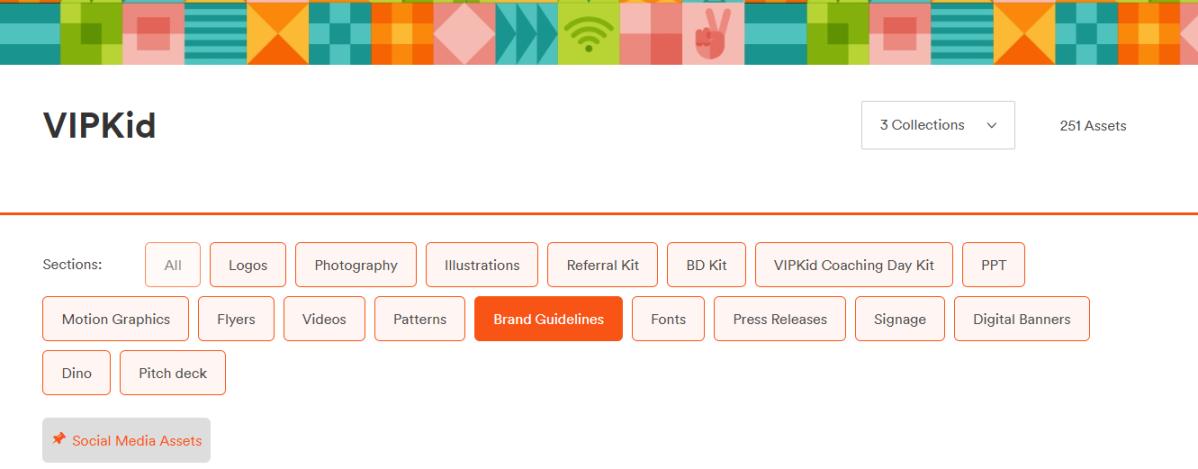 VIPKid Branding Resources