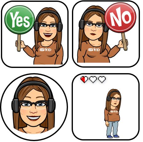 Making a VIPKid Bitmoji