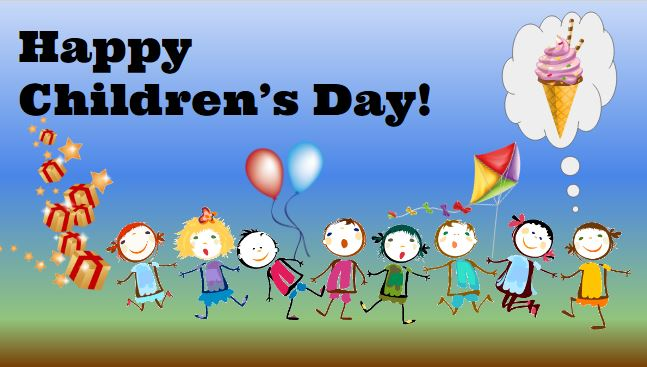 Children's Day with VIPKid
