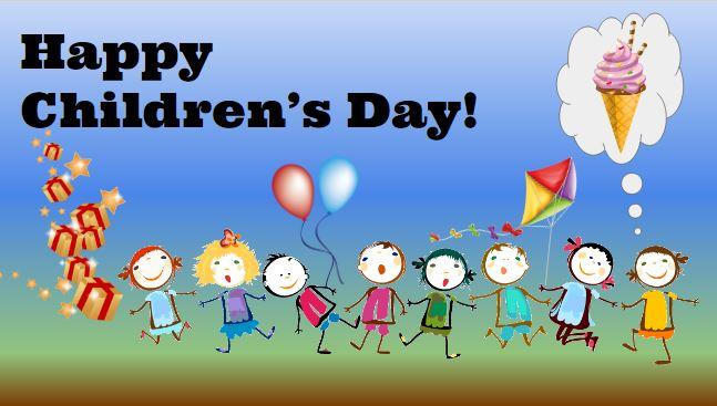Children's Day withVIPKid