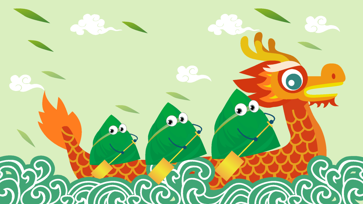 Dragon Boat Festival and VIPKid