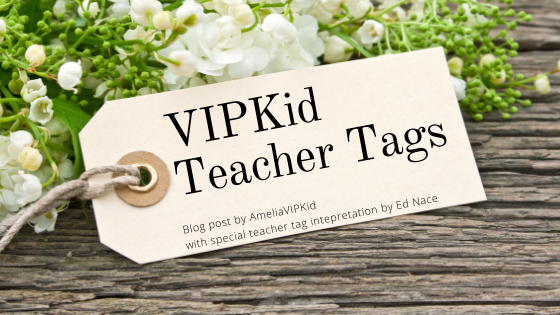VIPKid Teacher Tags