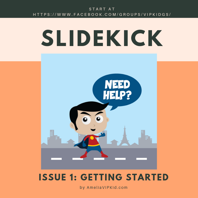 Slidekick: Getting Started