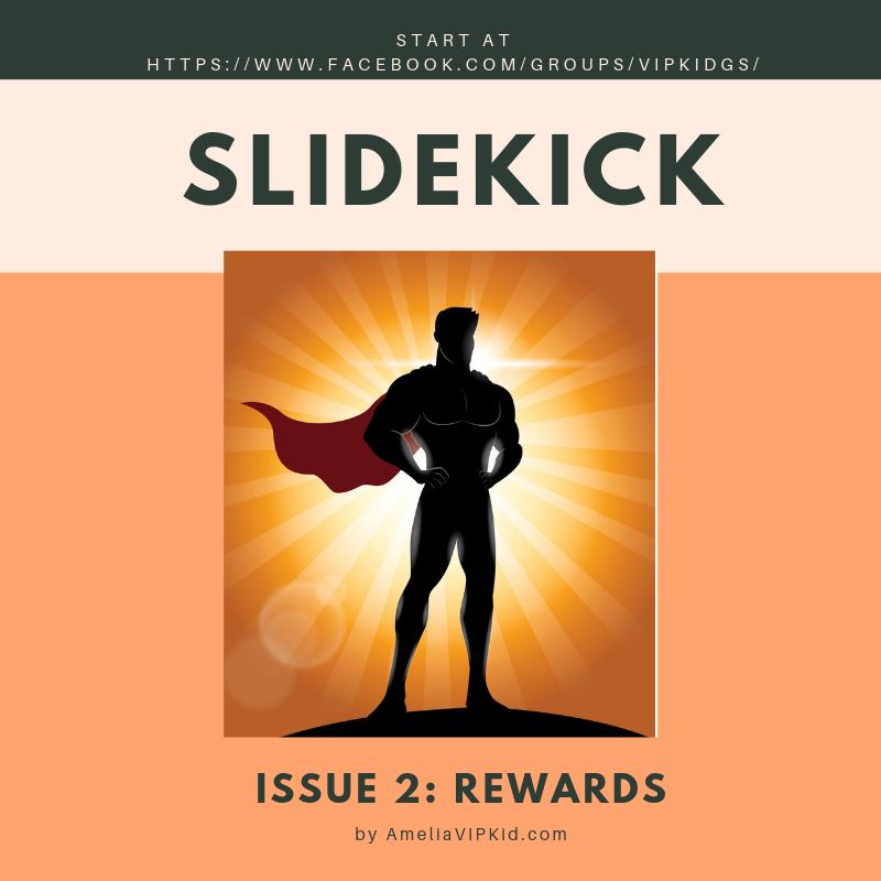 Slidekick: Rewards